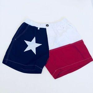 Chubbies NWOT Mens Flag Shorts